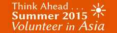 Summer Volunteer and Internships in Asia
