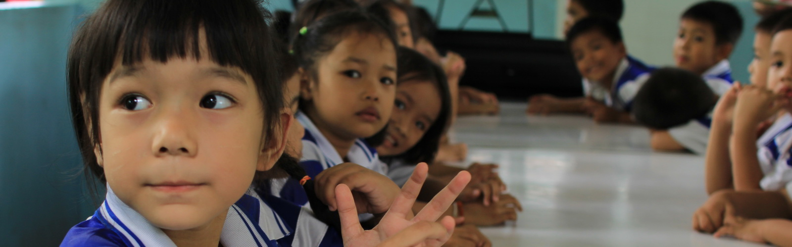 Thailand Kinder Briefe : Kindergarten volunteer bangkok