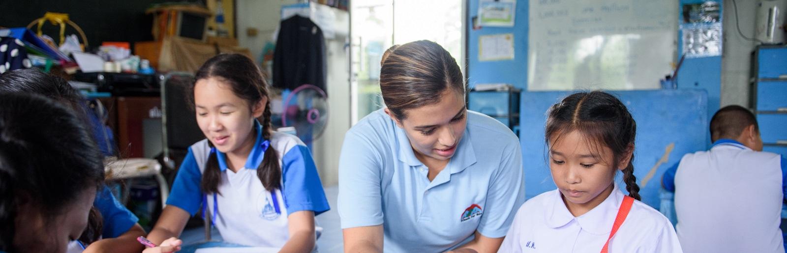 Thailand English Teaching Volunteer 1