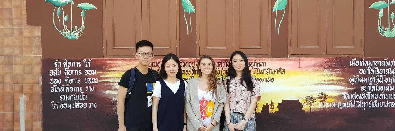 BANGKOK VOLUNTEER GROUP #43