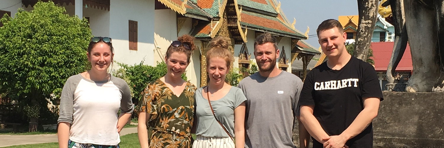 Volunteer Group 217 Chiang Mai Thailand