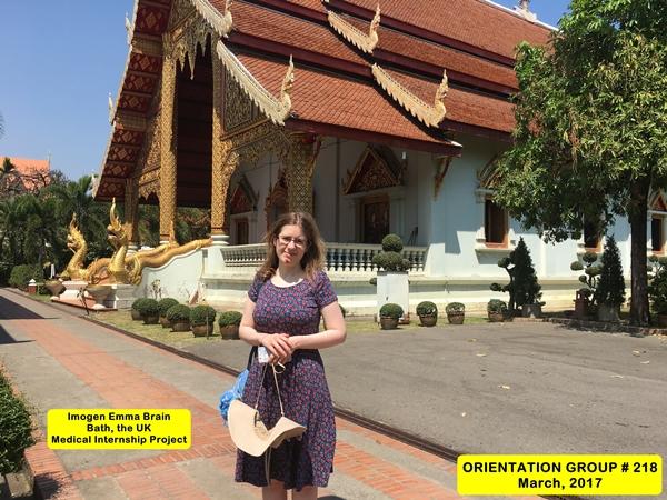 Chiang Mai Thailand Volunteer Group 218