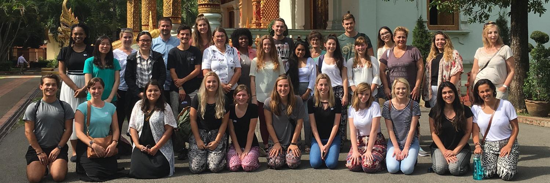 Volunteer Group 223 Chiang Mai Thailand
