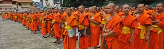 Chiang Mai's City Pillar Spiritual Ceremony – Inthakin 2012