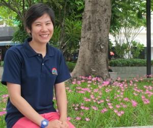 Aor volunteer thailand