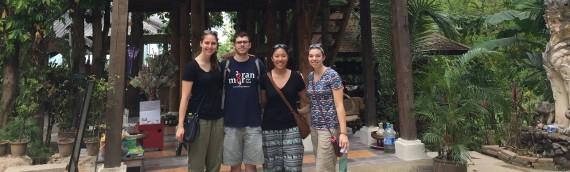 Chiang Mai Thailand Volunteer Group 174