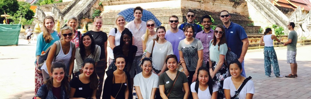 Chiang Mai Thailand Volunteer Group 177