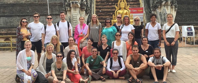 Chiang Mai Thailand Volunteer Group 168
