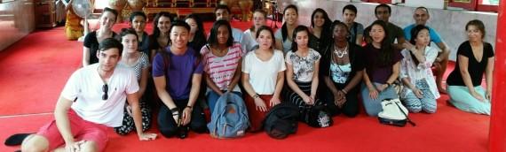 Bangkok Volunteer and Intern Group #14