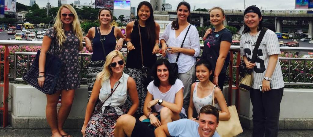 Bangkok Thailand Volunteer Group 15