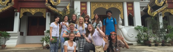 Chiang Mai Thailand Volunteer Group #181