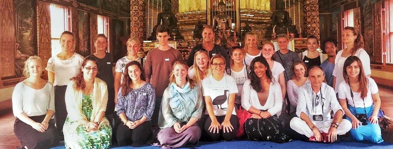 Thailand Volunteer Chiang Mai Group # 183