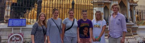 Chiang Mai Volunteer Group # 184