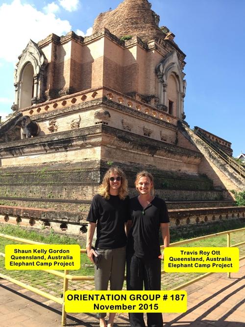 Thailand Volunteer Chiang Mai Group 187