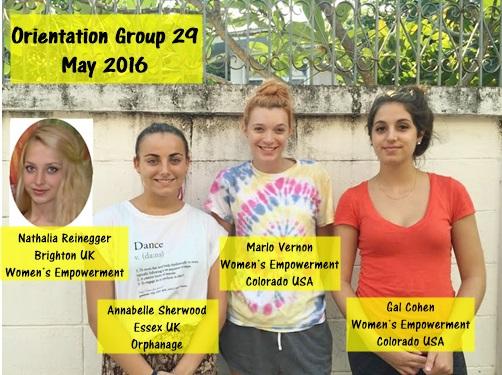 Volunteer Bangkok Group 29