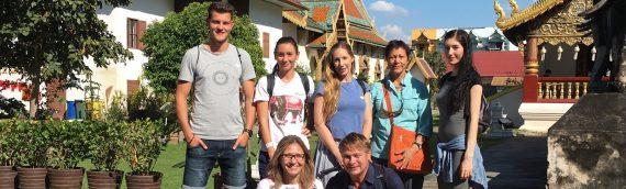 Chiang Mai Volunteer Group 232: December, 2017