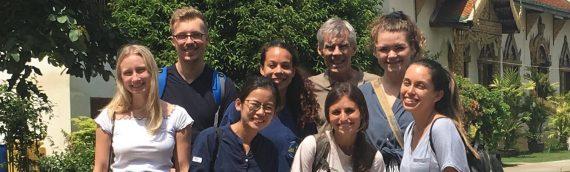 Chiang Mai Volunteer Group #240; May, 2018
