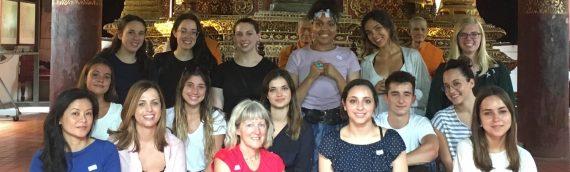 Chiang Mai Volunteer Group #244; July, 2018