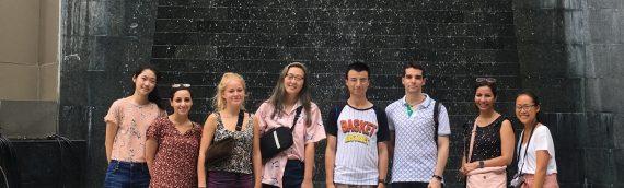 Bangkok Volunteer Group #73; August, 2018