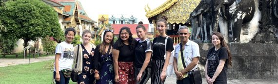 Chiang Mai Volunteer Group #253; December, 2018