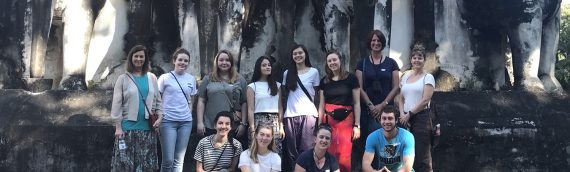 Chiang Mai Volunteer Group #254; January, 2019