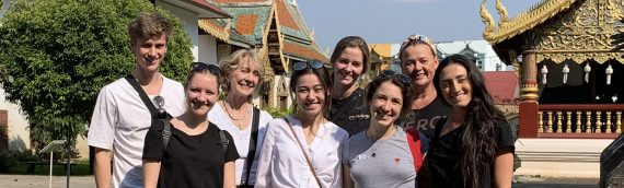 Chiang Mai Volunteer Group #255; January, 2019