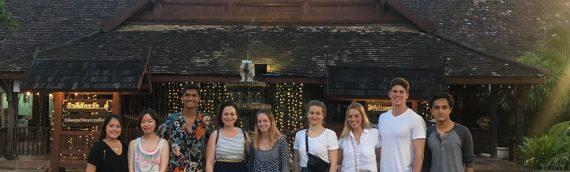 Chiang Mai Volunteer Group #260; May, 2019