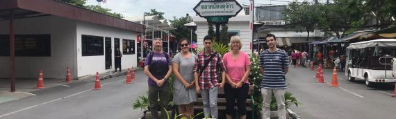 Bangkok Volunteer Group #91!; August, 2019