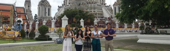 Bangkok Volunteer Group #89; July, 2019