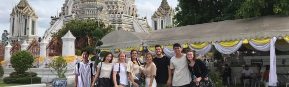 Bangkok Volunteer Group #90; July, 2019