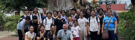 Chiang Mai Volunteer Group #266; August, 2019