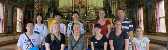 Chiang Mai Volunteer and Intern Group #267; August, 2019