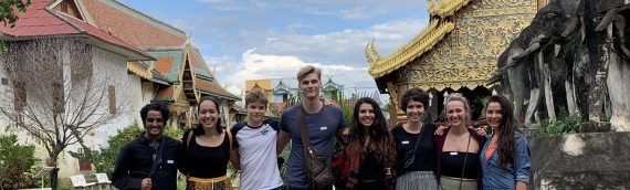 Chiang Mai Volunteer Groups 271 & 272; November, 2019