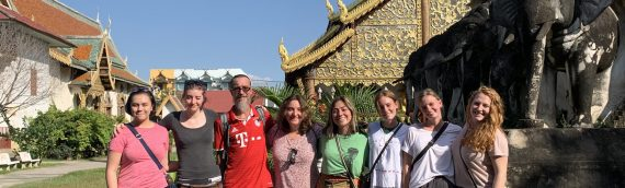 Chiang Mai Volunteer Group #274; December, 2019