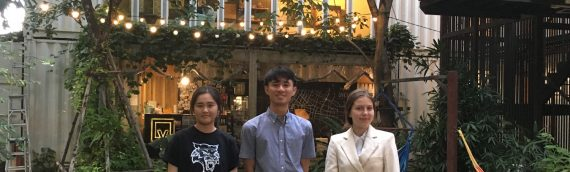 Bangkok Volunteer Group #93; January, 2020