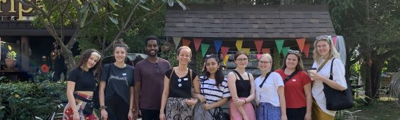Chiang Mai Volunteer Group #277; January, 2020